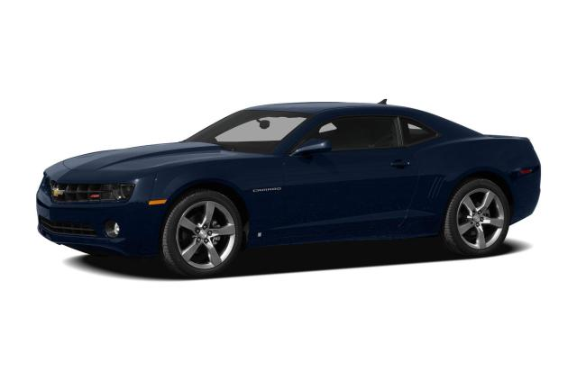 2010 Chevrolet Camaro 2LT, RS PKG, AUTO, SUNROOF, LEATHER, LOADED!