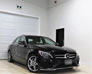 Used 2015 Mercedes-Benz C-Class C 400 4MATIC AMG PKG BLIND SPOT NAVI REAR VIEW CAM for sale in North York, ON