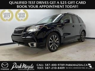 Used 2018 Subaru Forester 2.0 XT for sale in Sherwood Park, AB