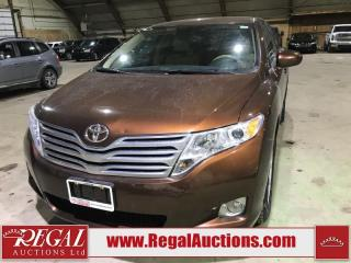 Used 2010 Toyota Venza 4D Utility FWD for sale in Calgary, AB