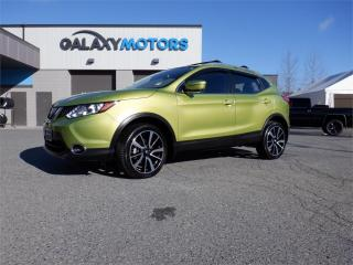 Used 2019 Nissan Qashqai AWD, LEATHER, SUNROOF for sale in Duncan, BC