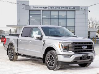 New 2021 Ford F-150 LARIAT 502A LARIAT SPRT PKG | PWR TAILGATE | SYNC4 for sale in Winnipeg, MB