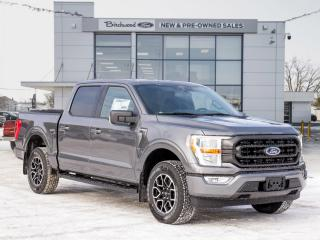 New 2021 Ford F-150 XLT 301A | TRLR TOW, XLT PKG | ECOBOOST for sale in Winnipeg, MB