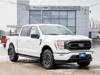 New 2021 Ford F-150 XLT 301A | ECOBOOST | XLT, TRLR TOW, FX4 PKG for sale in Winnipeg, MB