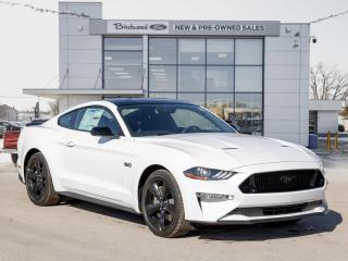 New 2021 Ford Mustang GT 301A   BLK ACCENT PKG for sale in Winnipeg, MB