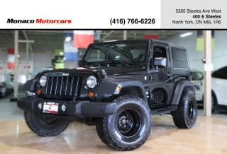 Used 2013 Jeep Wrangler SPORT 4WD 6-SPD MANUAL for sale in North York, ON
