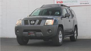 Used 2007 Nissan Xterra SE for sale in Victoria, BC