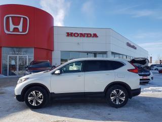 Used 2018 Honda CR-V LX AWD - Apple CarPlay - Android Auto - Heated Seats for sale in Winnipeg, MB