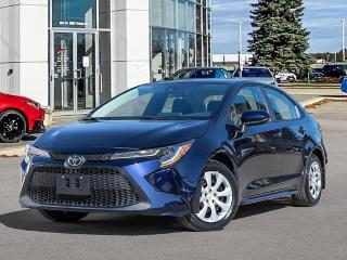 New 2021 Toyota Corolla LE CVT for sale in Winnipeg, MB