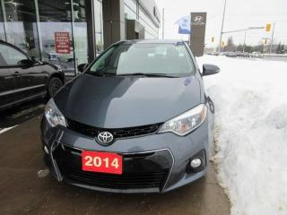 Used 2014 Toyota Corolla S for sale in Nepean, ON