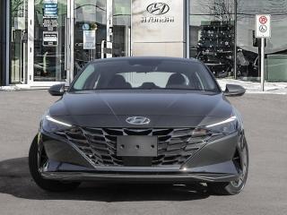 New 2021 Hyundai Elantra Ultimate for sale in Winnipeg, MB