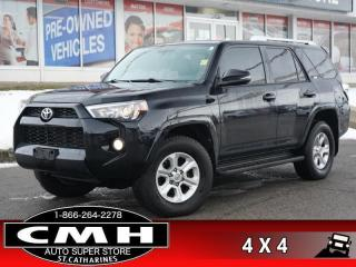 Used 2016 Toyota 4Runner SR5  4X4 NAV CAM ROOF LEATH HTD-SEATS 17-AL for sale in St. Catharines, ON