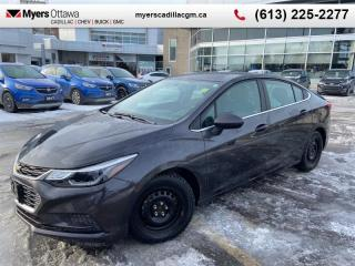 Used 2016 Chevrolet Cruze LT  LT, 6-SPEED MANUAL, HEATED SEATS, REAR CAMERA, ALLOY WHEELS for sale in Ottawa, ON