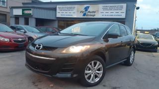 2011 Mazda CX-7 GS AWD Leather/P-Moon
