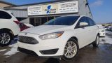 Photo of White 2017 Ford Focus