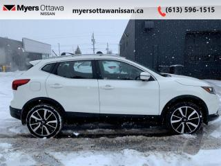 Used 2018 Nissan Qashqai SL  - Sunroof -  Navigation for sale in Ottawa, ON