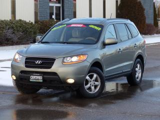 Used 2009 Hyundai Santa Fe AWD,LIMITED,LEATHER,LOADED,CERTIFIED,NO-ACCIDENT for sale in Mississauga, ON