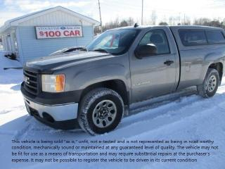 Used 2009 GMC Sierra 1500 WT for sale in North Bay, ON