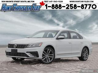 Used 2016 Volkswagen Passat PASSAT | R LINE | NAV | LEATHER | CAM | SUN & MORE for sale in Milton, ON