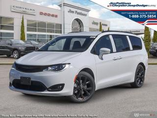New 2020 Chrysler Pacifica Limited for sale in Surrey, BC