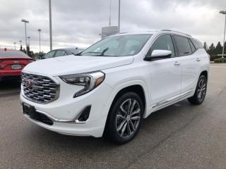 Used 2018 GMC Terrain DENALI**REAR A/C SEATS**WOW**LIKE NEW for sale in Surrey, BC
