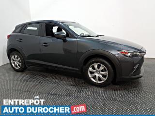 Used 2016 Mazda CX-3 GX Automatique - AIR CLIMATISÉ - Caméra de Recul for sale in Laval, QC