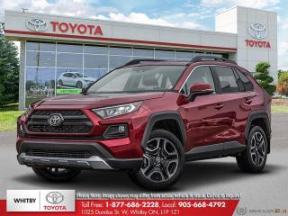 New 2021 Toyota RAV4 TRAIL for sale in Whitby, ON