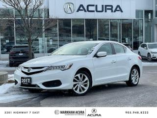 Used 2017 Acura ILX 8DCT for sale in Markham, ON