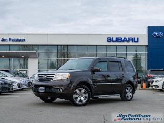 Used 2015 Honda Pilot Touring for sale in Port Coquitlam, BC