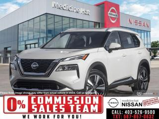 New 2021 Nissan Rogue Platinum for sale in Medicine Hat, AB