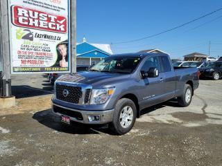 Used 2018 Nissan Titan SV for sale in New Liskeard, ON