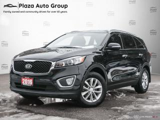 Used 2016 Kia Sorento LX | SUNROOOF | LIFETIME ENGINE WARRANTY for sale in Richmond Hill, ON