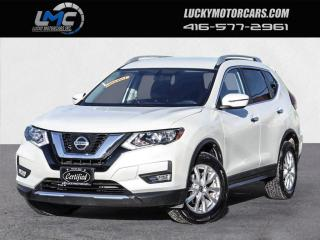 Used 2017 Nissan Rogue SV AWD-CAMERA-P/HEATED SEATS-REMOTE STARTER-BLUETOOTH for sale in Toronto, ON