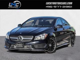 Used 2014 Mercedes-Benz CLA-Class CLA250 4MATIC AMG SPORT PKG-BLUETOOTH-18