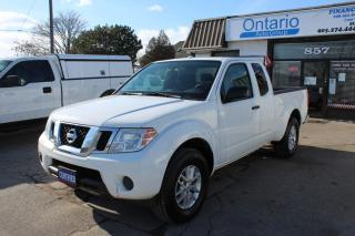Used 2015 Nissan Frontier SV 4WD King Cab SWB Bluetooth for sale in Mississauga, ON