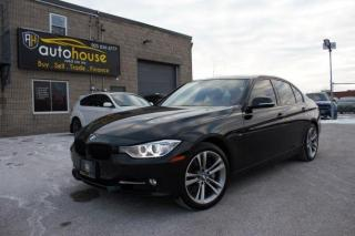 Used 2013 BMW 3 Series 335ix/M Pkg/ M3 Exhaust/6 Speed Manual/Red Sport Seat/NAV for sale in Newmarket, ON