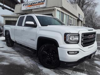 Used 2016 GMC Sierra 1500 Elevation Double Cab 4WD - 5.3L! BLUETOOTH! ONLY 49KM! REMOTE START! for sale in Kitchener, ON