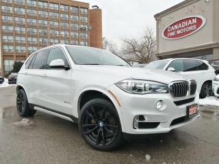 Used 2017 BMW X5 CLEAN CARFAX | LUXURY PKG | HYBRID | NAVI | CAM | PANO | for sale in Scarborough, ON
