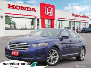 Used 2013 Ford Taurus SEL for sale in Waterloo, ON