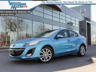 Used 2010 Mazda MAZDA3 GT  -  Power Seats for sale in Toronto, ON