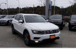 Used 2019 Volkswagen Tiguan Trendline 2.0 8sp at w/Tip 4M for sale in Coquitlam, BC