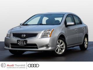 Used 2011 Nissan Sentra 2.0 for sale in Thornhill, ON