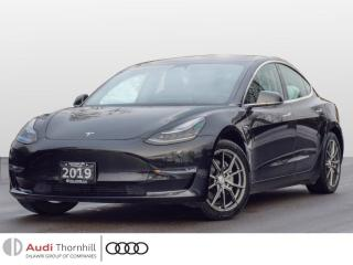 Used 2019 Tesla Model 3 STANDARD PLUS for sale in Thornhill, ON