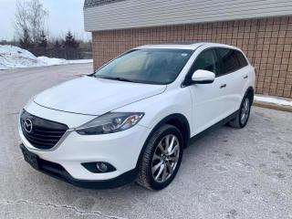 Used 2015 Mazda CX-9 GT | AWD | 7-PASS | NAVI | BOSE | SUNROOF | for sale in Barrie, ON