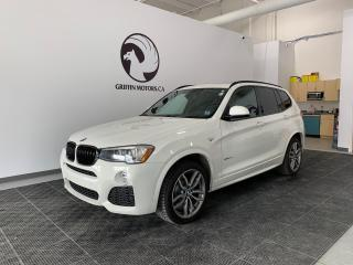 Used 2017 BMW X3 xDrive28i RARE/MSPORT/ACTIVE SAFETY for sale in Halifax, NS