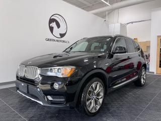 Used 2017 BMW X3 xDrive28i ONE OWNER/ACTIVE SAFETY/NO ACCIDENTS for sale in Halifax, NS