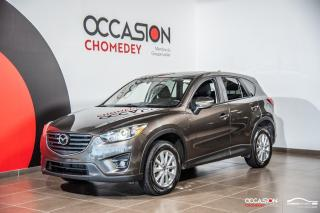 Used 2016 Mazda CX-5 GS+MAGS+TOIT+VOLANT/SIEGES CHAUFFANTS+CAM/RECUL for sale in Laval, QC
