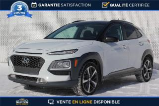 Used 2018 Hyundai KONA 1.6T Trend TI for sale in Ste-Rose, QC