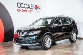 Used 2015 Nissan Rogue S AWD+CAMERA DE RECUL+BLUETHOOTH+GR.ELECT for sale in Laval, QC