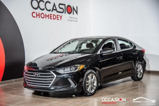 Used 2017 Hyundai Elantra GL+MAGS+SIEGE/CHAUFF+CAM/RECUL+BLUETOOTH for sale in Laval, QC
